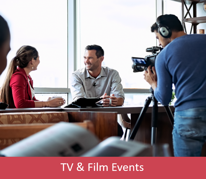 TV & Film Events